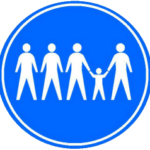 Logo fourandahalfmen transparant